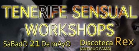 Tenerife Sensual Workshops
